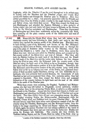 "Tarkalanri (Grandfather of the Kakazai) Pashtuns in ""Panjab Castes: Being a Reprint of the Chapter on ""The Races, Castes, and Tribes of the People"" in the Report on the Census of the Panjab Published in 1883 - by Denzil Ibbetson - Published 1916"