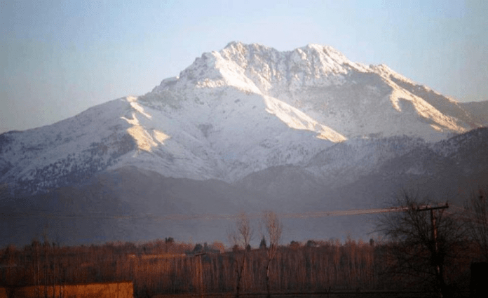 Koh-i-Mor (Mount Nysa of Greek legend) and Alexander in Bajaur